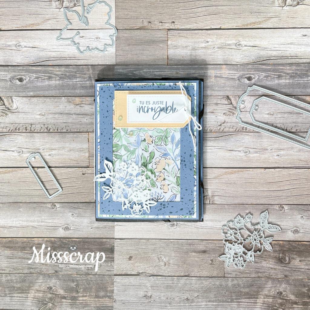 mini album pocket